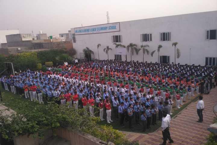 Maharishi Vivekanand Public Junior High School-Assembly