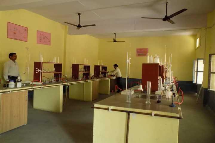 Maharishi Vivekanand Public Junior High School-Chemistry Lab