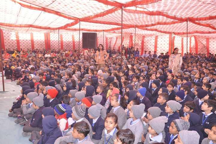 Maharishi Vivekanand Public Junior High School-Event