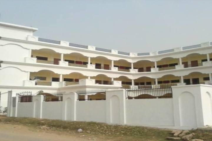 Maharashi Arvind Vidya Niketan-Building