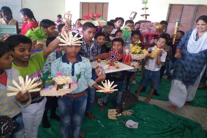 Maharshi Arvind Vidya Niketan-Craft
