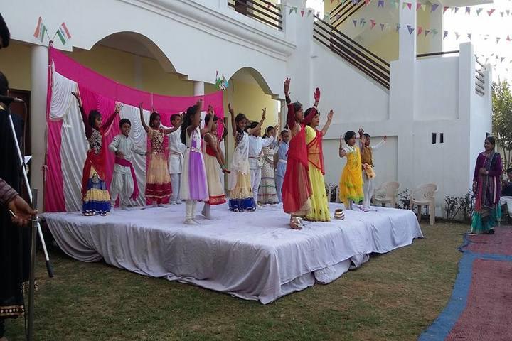 Maharshi Arvind Vidya Niketan-Dance