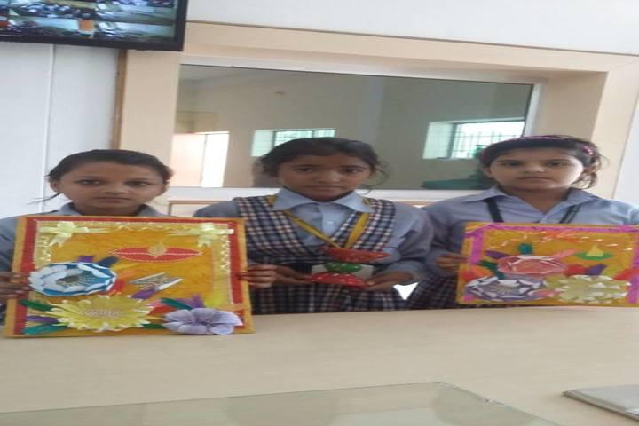 Maharshi Arvind Vidya Niketan-Diwali Celebration