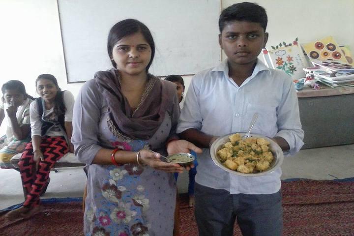 Maharshi Arvind Vidya Niketan-Food Fest