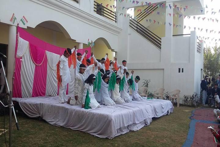 Maharshi Arvind Vidya Niketan-Independence Day