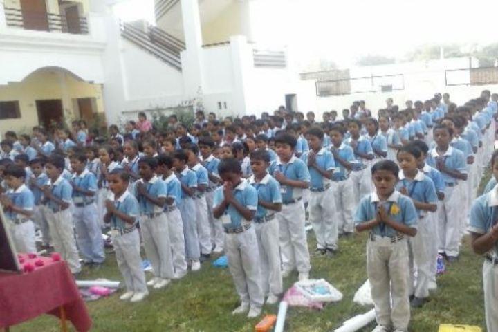 Maharshi Arvind Vidya Niketan-Prayer