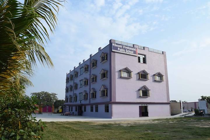 Swami Vivekanand Public School-Building