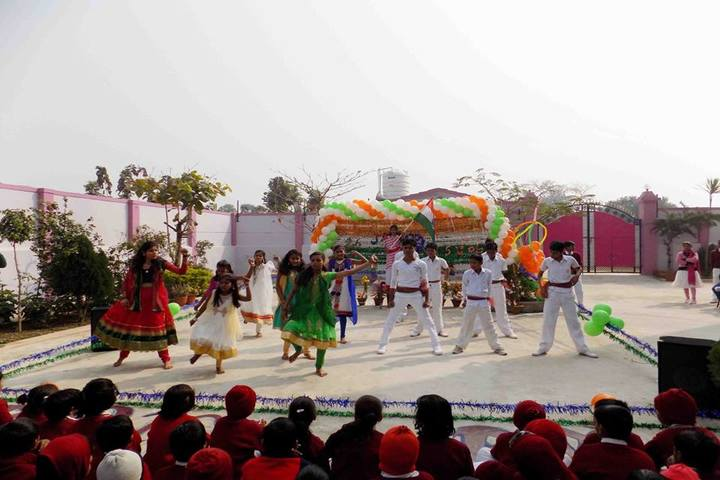 Swami Vivekanand Public School-Dance