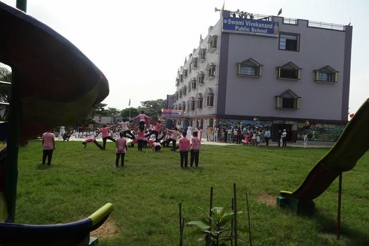 Swami Vivekanand Public School-Play Ground