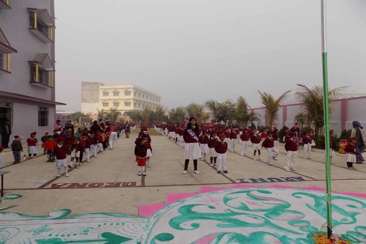 Swami Vivekanand Public School-Prayer
