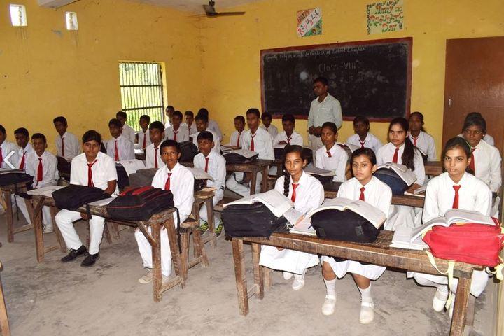 Maharshi Dayanand Children School-Class Room