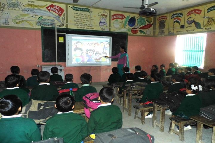 Maharshi Dayanand Children School-Digital Room