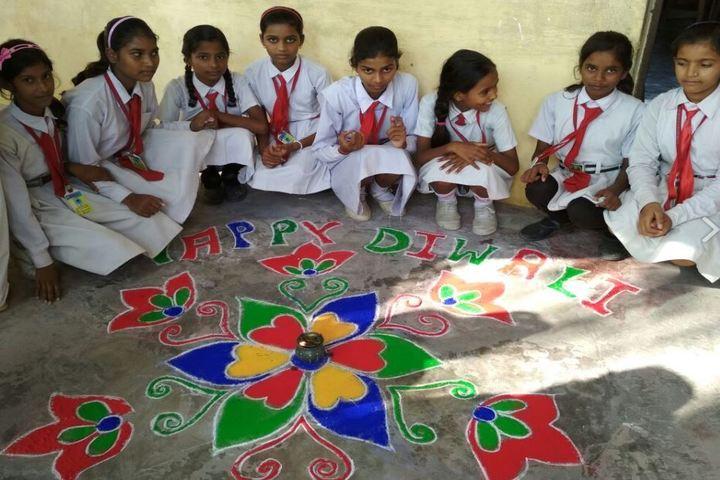 Maharshi Dayanand Children School-Diwali Celebrations