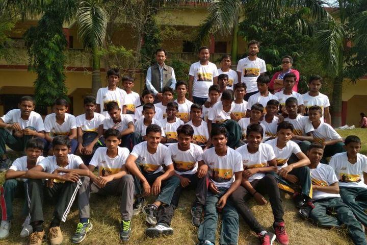 Maharshi Dayanand Children School-Sports Team