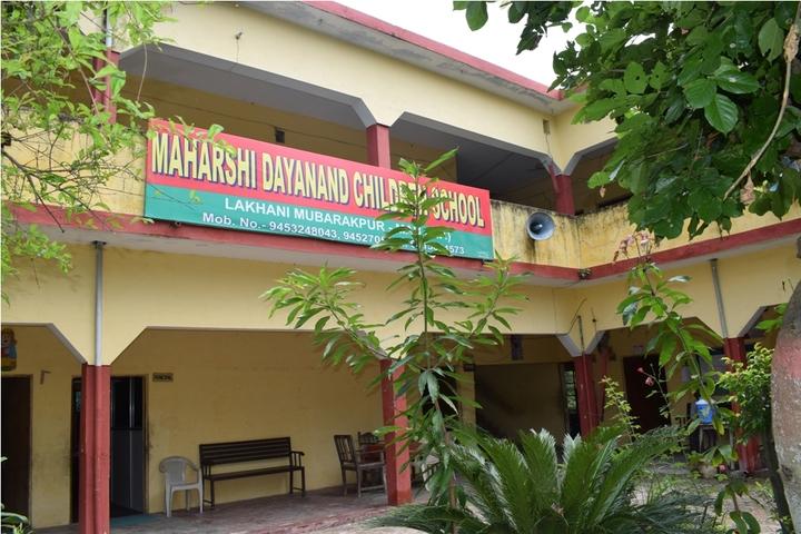 Maharshi Dayanand Children Shcool-School Building