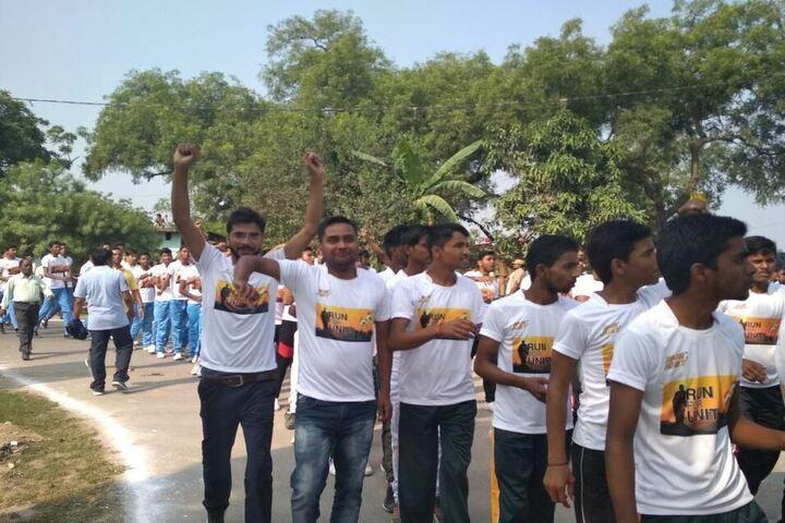 Maharshi Dayanand Children Shcool-Rally