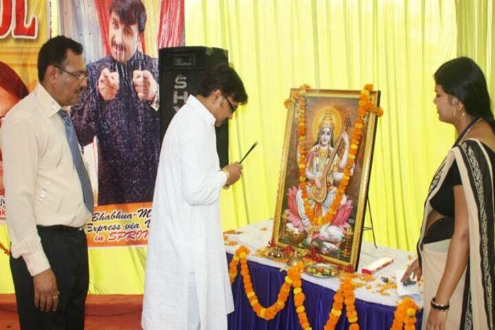 Maharshi Vashishtha Vidyapeeth-Event