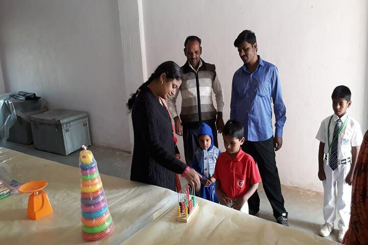 Maharshi Vashishtha Vidyapeeth-Maths Lab