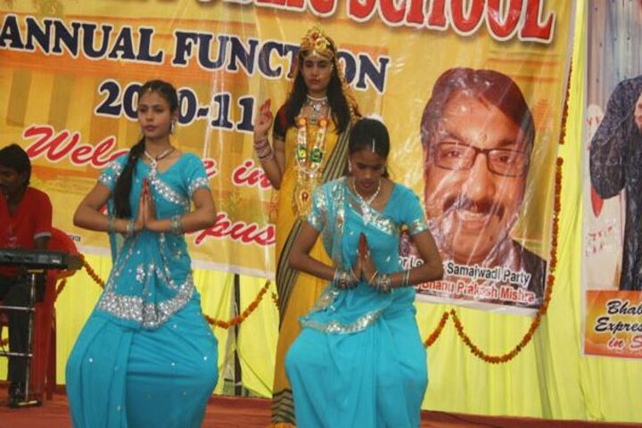 Maharshi Vashishtha Vidyapeeth-Traditional Dance