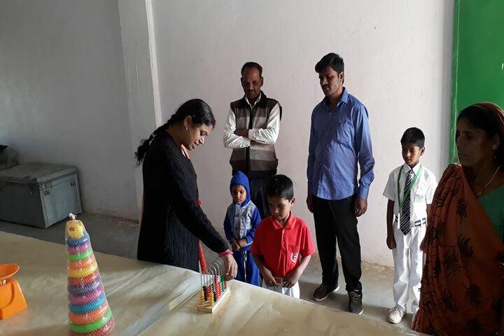 Maharshi Vashishtha Vidyapeeth-Abacus
