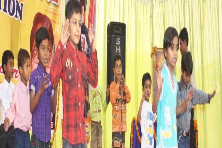 Maharshi Vashishtha Vidyapeeth-Folk Dance