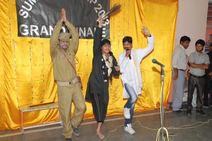 Mahatma Hansraj Modern School-Drama