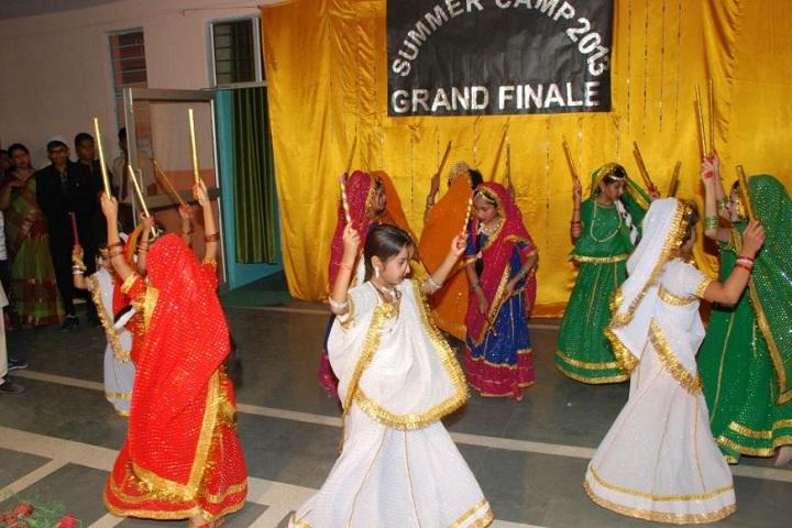 Mahatma Hansraj Modern School-Dance