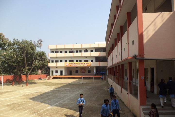 Mahatma J F Public School-Campus View