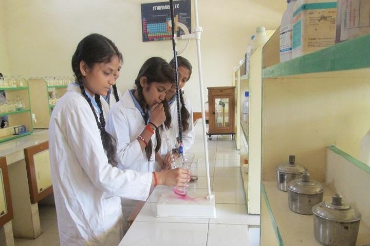 Mahatma J F Public School-Chemistry Lab