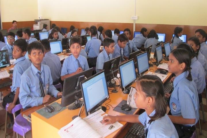 Mahatma J F Public School-Computer Lab