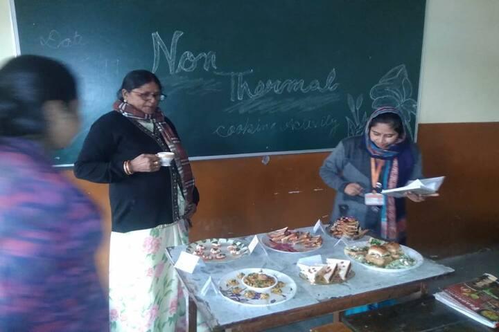 Mahatma J F Public School-Culinary