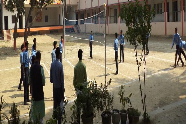 Mahatma J F Public School-Play Ground