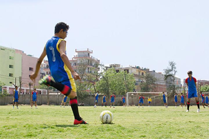 Mahatma J F Public School-Sports