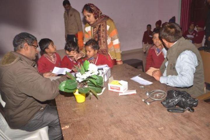 Mahaveer Study Estate-Medical Camp