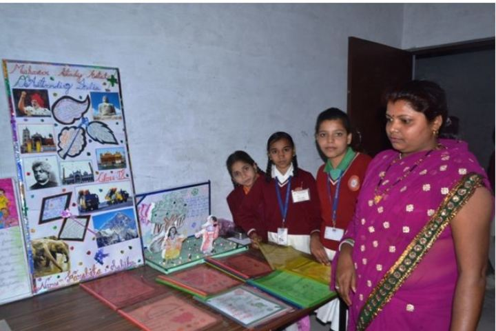 Mahaveer Study Estate-Science Exhibition