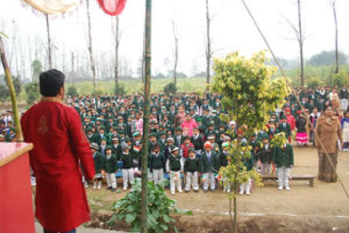 Mahaveeri Devi Public School-Annual day