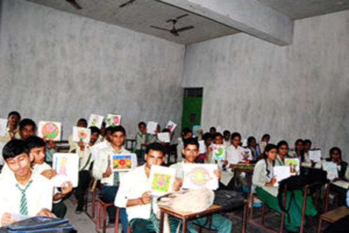 Mahaveeri Devi Public School-Classroom