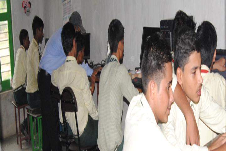 Mahaveeri Devi Public School-Computer Lab