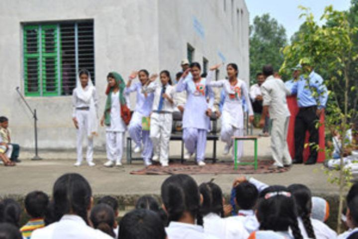Mahaveeri Devi Public School-Independence day