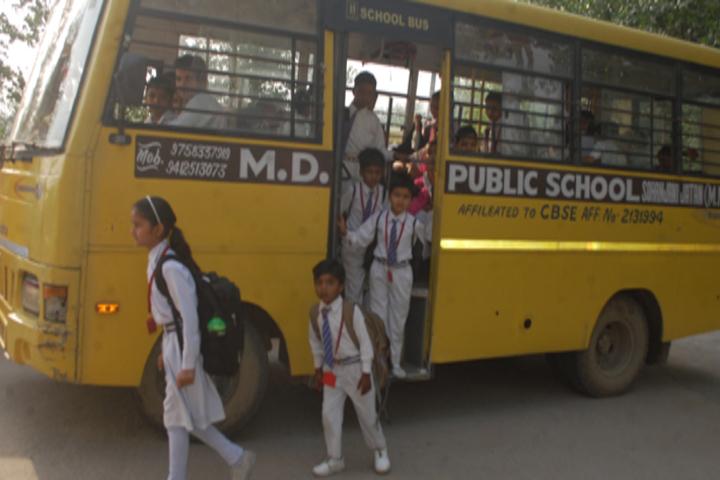 Mahaveeri Devi Public School-Transport