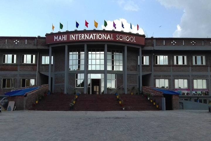 Mahi International School-Campus View