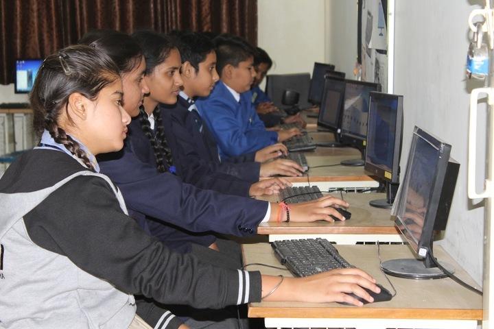 Mahi International School-Computer Lab
