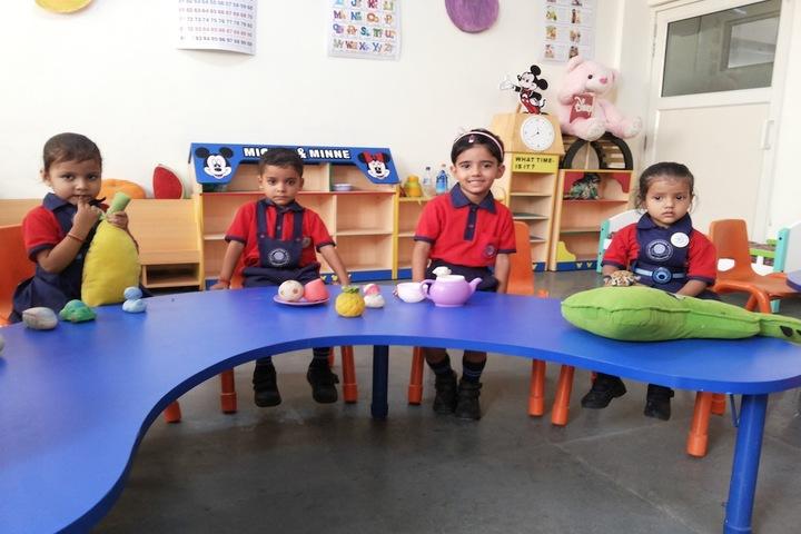 Mahi International School-Junior wing