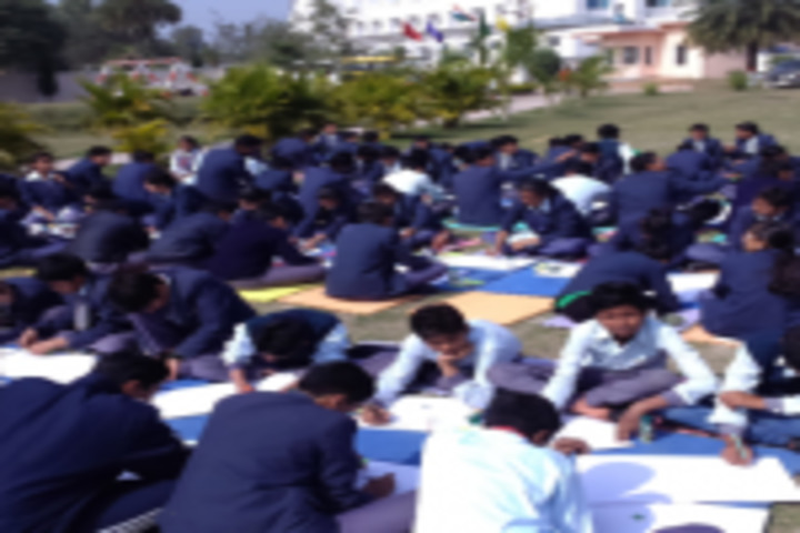 Takshila School-Drawing Competition