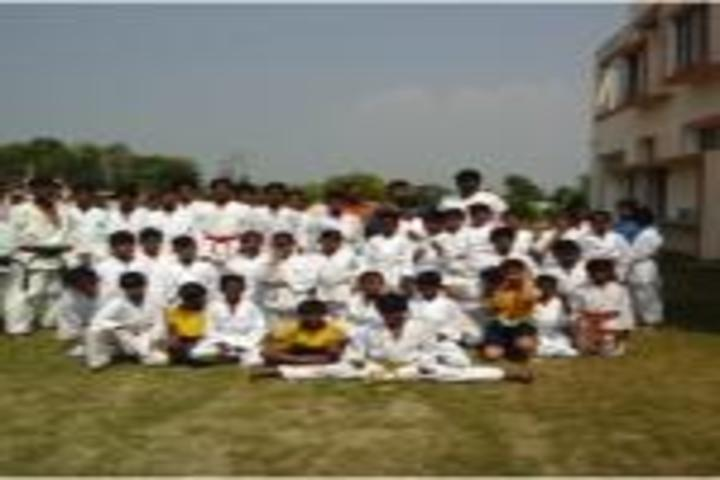 Takshila School-Karate Activity