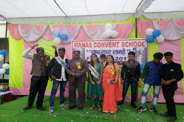 Manas Convent School-Farewell
