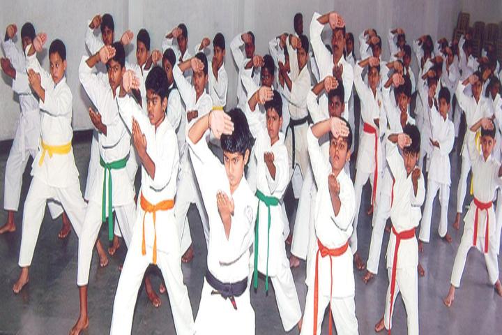 Manas Convent School-Sports