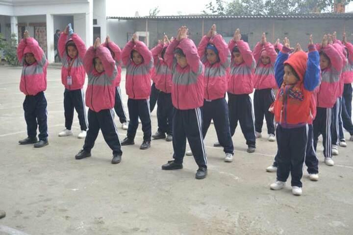 Manas Convent School-Yoga