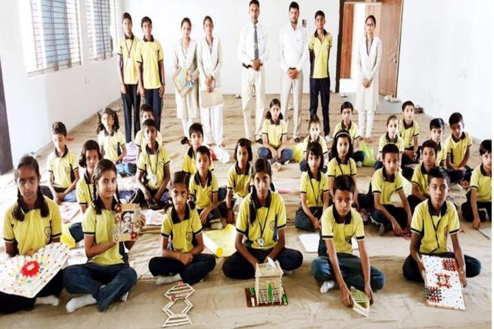 Manasthali Education Centre-Activities
