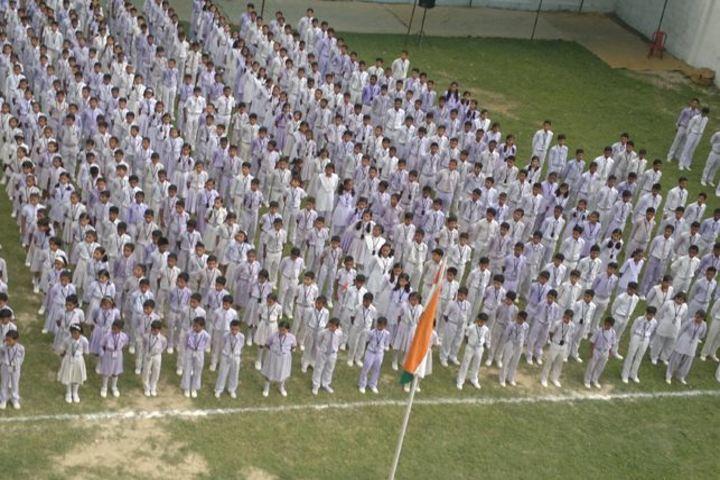 Manasthali Education Centre-Assembly